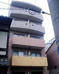 プラティーク四条[402号室号室]の外観