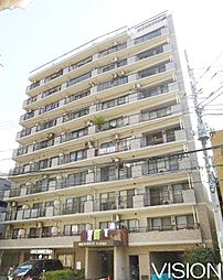 朝日板橋駅前マンション[12階]の外観