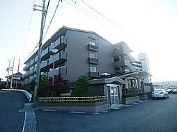 滋賀県草津市青地町の賃貸マンションの外観