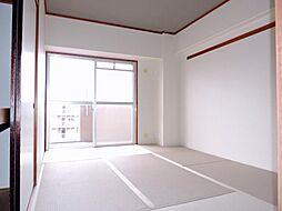 南西側和室(畳桜灰色使用)