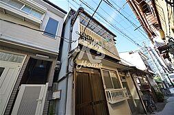兵庫県神戸市長田区二葉町4丁目の賃貸アパートの外観