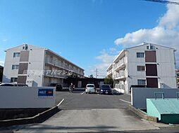 nfツインズ B棟[2階]の外観