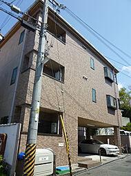 千里山弐番館[3階]の外観