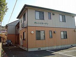 山口県下関市小月高雄町の賃貸アパートの外観