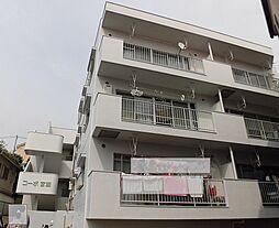 コーポ富瀬(フセ)[201号室号室]の外観