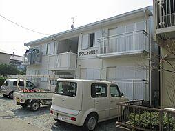 タウニィ村松[101号室]の外観