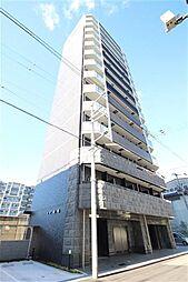 プレサンス北堀江[13階]の外観