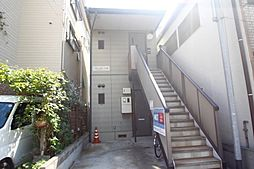 広島県広島市南区宇品海岸1丁目の賃貸アパートの外観