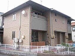 ソレイユナカヤマ[2階]の外観