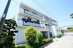 兵庫県伊丹市昆陽6丁目の賃貸マンションの外観