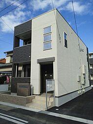 愛知県名古屋市天白区池場4の賃貸アパートの外観