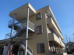 長野県松本市出川町の賃貸マンションの外観