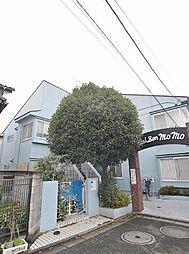 埼玉県ふじみ野市北野2丁目の賃貸アパートの外観