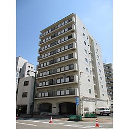 新潟県新潟市中央区西堀前通4番町の賃貸マンションの外観
