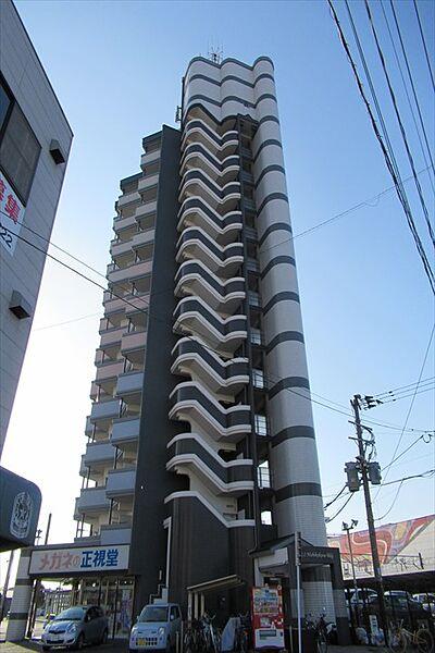K−2西小倉ビル 10階の賃貸【福岡県 / 北九州市小倉北区】