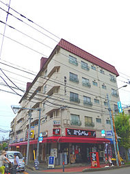 本田マンション 2号棟[4階]の外観