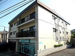 広島県広島市安佐南区八木4丁目の賃貸マンションの外観