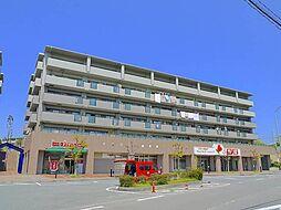 奈良県奈良市左京2丁目の賃貸マンションの外観
