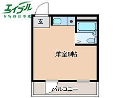 【敷金礼金0円!】近鉄名古屋線 近鉄四日市駅 徒歩12分