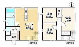 平群駅 2,590万円