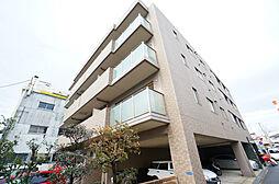 大阪府大阪市西淀川区佃5丁目の賃貸マンションの外観