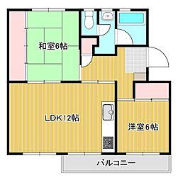 北花田駅 620万円
