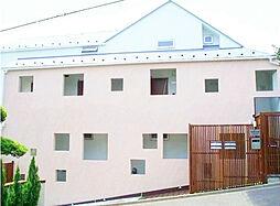 神奈川県横浜市保土ケ谷区峰岡町2丁目の賃貸アパートの外観