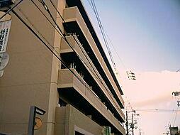 大阪府豊中市原田元町3丁目の賃貸マンションの外観
