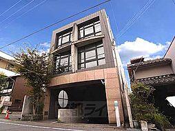 京都府京都市左京区北白川下池田町の賃貸マンションの外観