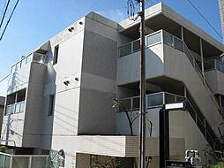兵庫県西宮市松籟荘の賃貸マンションの外観