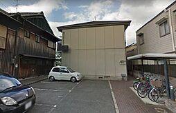 大阪府高石市千代田3丁目の賃貸アパートの外観