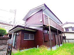 [一戸建] 東京都小平市美園町3丁目 の賃貸【/】の外観