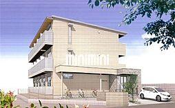 新築ベレオ刈谷駅北[1階]の外観