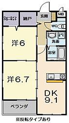六軒駅 4.8万円