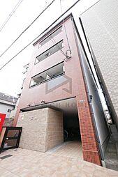 ピア小阪[3階]の外観