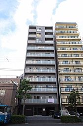 東京都北区田端新町2丁目の賃貸マンションの外観