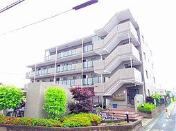 東京都東大和市芋窪5丁目の賃貸マンションの外観