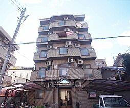 京都府京都市中京区西ノ京南壺井町の賃貸マンションの外観