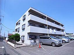 ファミリーシティマンションA[3階]の外観