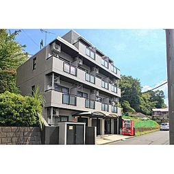 東京都多摩市落合の賃貸マンションの外観