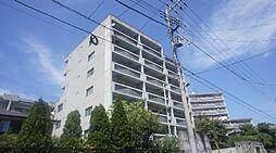 ガーデンヴィラクレセント[4階]の外観