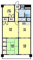 土橋駅 5.5万円