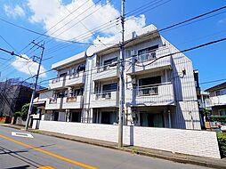 東京都東村山市秋津町3丁目の賃貸マンションの外観