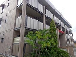 パークハイム参番館B棟[B101号室]の外観