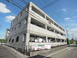 東京都町田市三輪町の賃貸マンションの外観