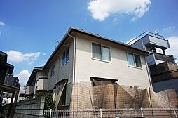東京都世田谷区野毛1丁目の賃貸アパートの外観