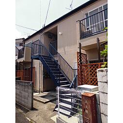 兵庫県神戸市兵庫区氷室町1丁目の賃貸アパートの外観