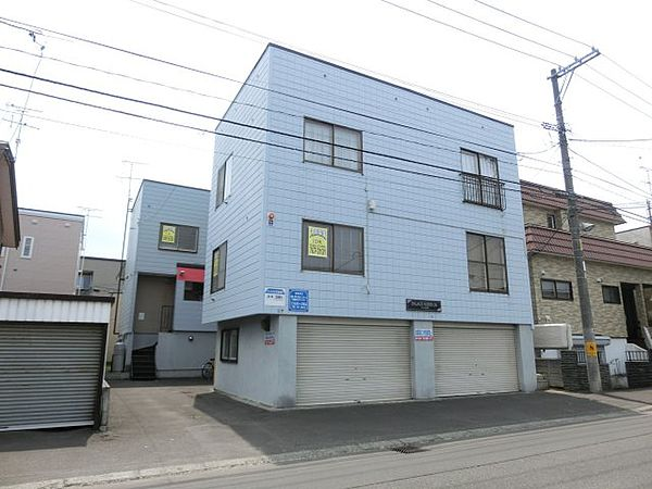 パレス北30 2階の賃貸【北海道 / 札幌市北区】