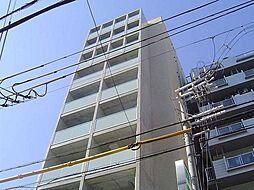 兵庫県神戸市兵庫区塚本通6丁目の賃貸マンションの外観