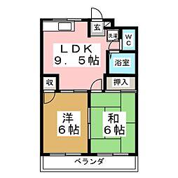 八乙女駅 4.4万円